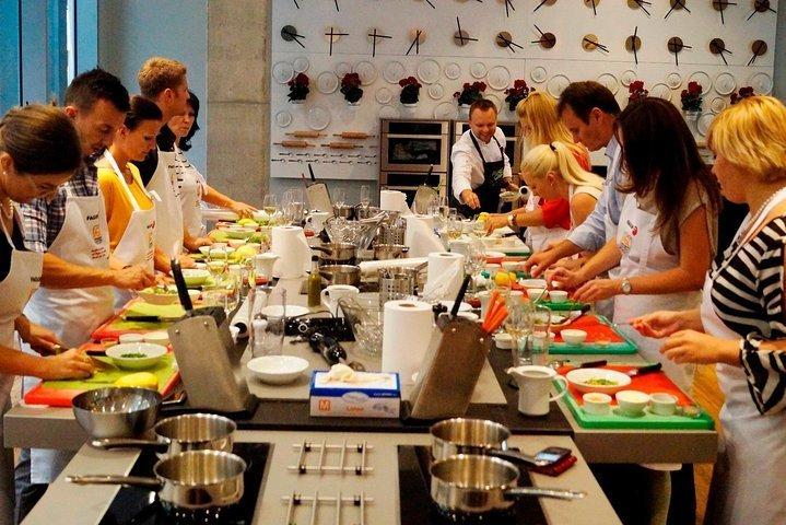 Corso di Cucina ora di cena- Cucina e degustazione a Sorrento
