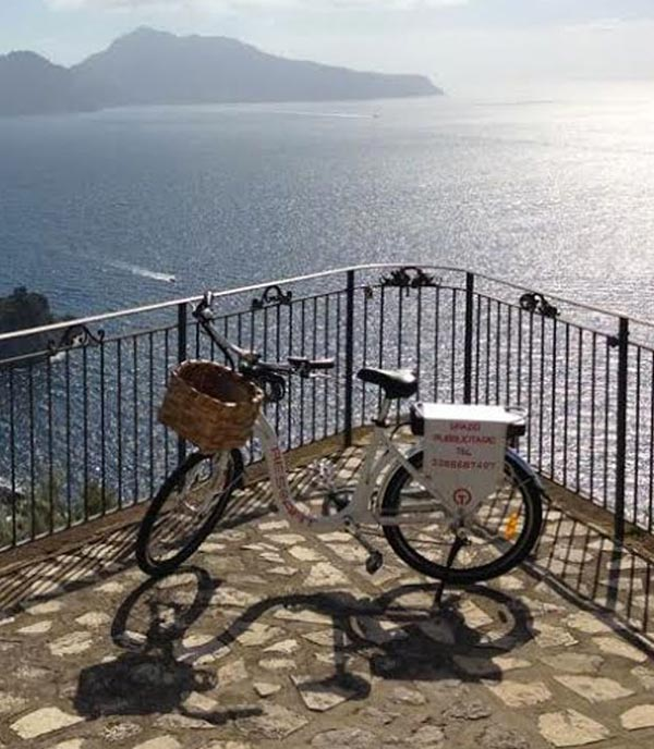 Electric Bike Sorrento Coast