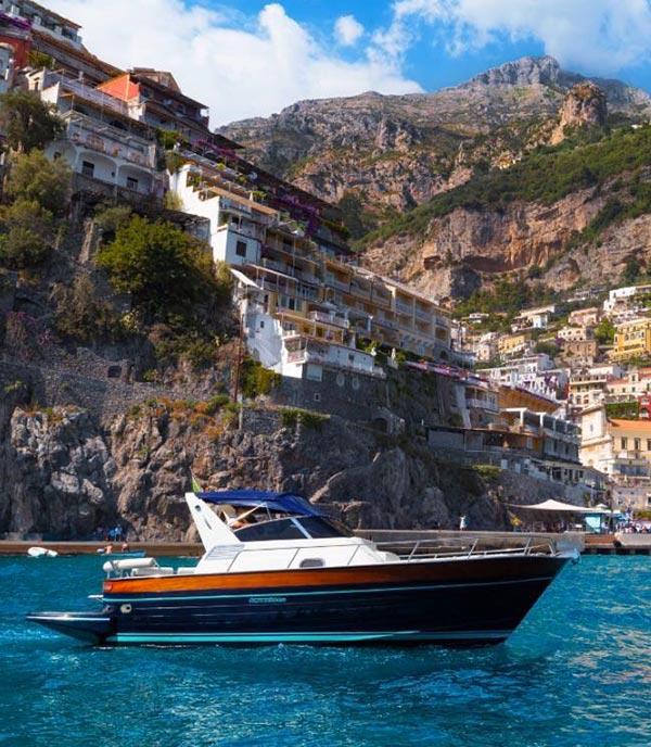 Boat Rental Sorrento Coast