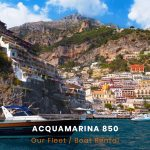 Acquamarina 850 Rent Boat