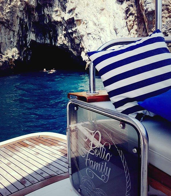 Activity Boat Tours Sorrento Coast