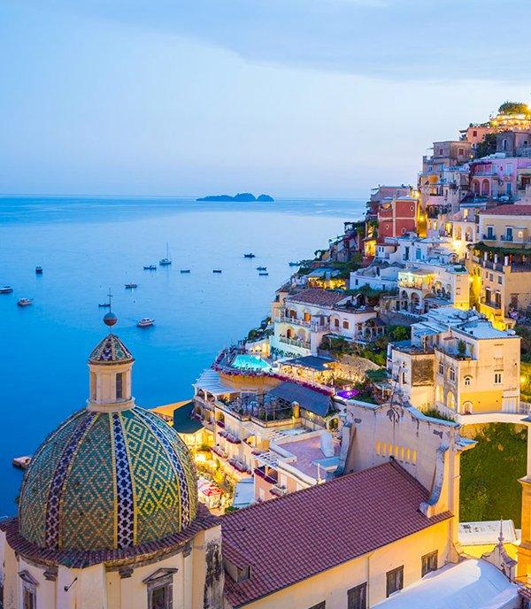 Sightseeing Sorrento Coast