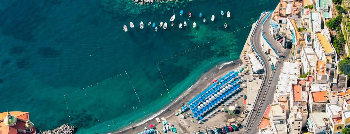 Amalfi Coast 10 beautiful beaches