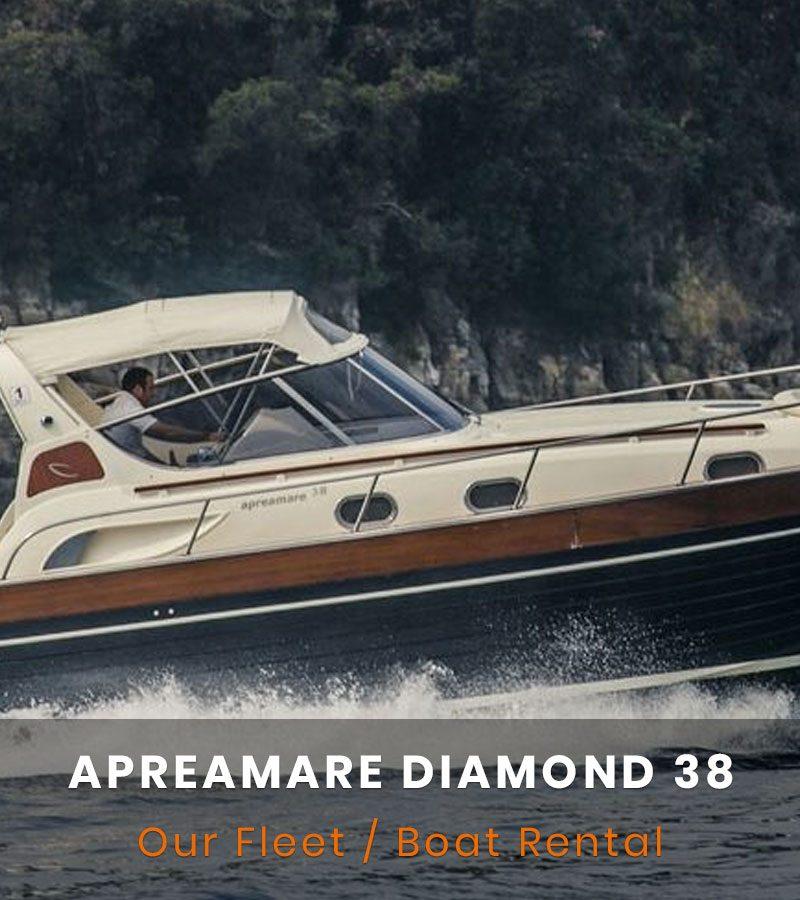 Aprea Mare 38 Rent Boat