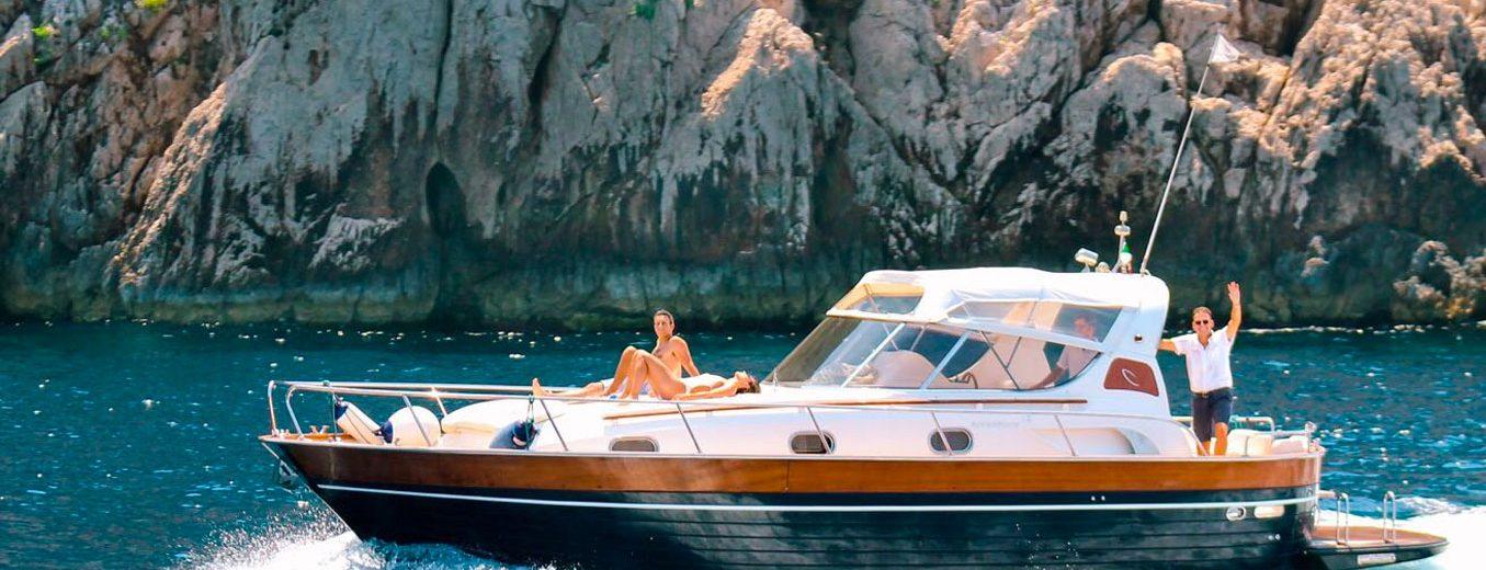 Capri Boat Tour from Sorrento