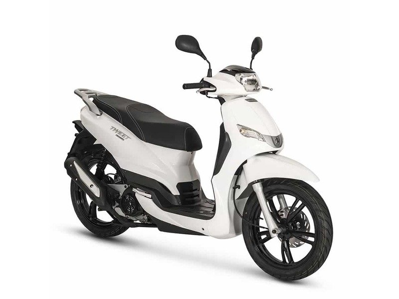 Scooter Rent Peugeot