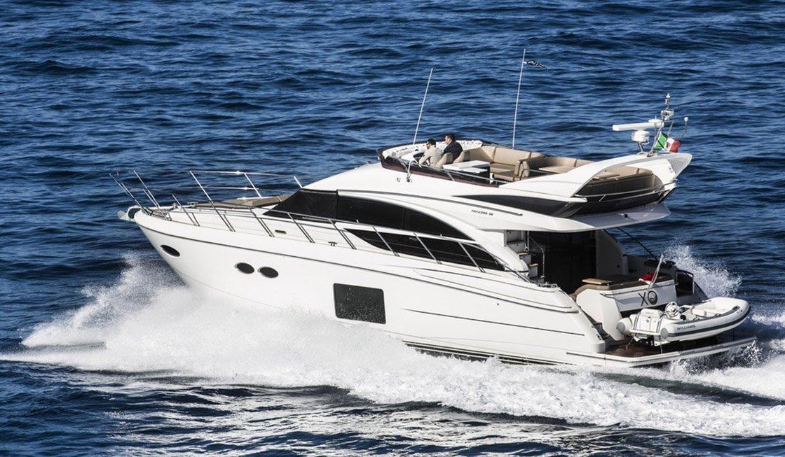 Princess 56 XO Rent Boat