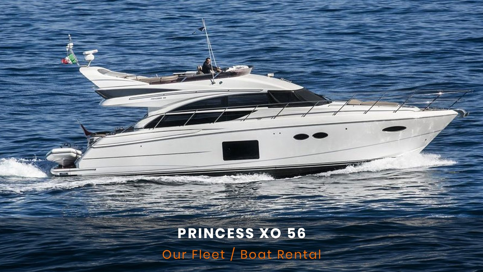 Princess 56 XO Rent Boat