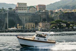 Sparviero Emerald Boat Tour