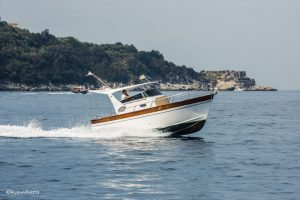 Sparviero Emerald Boat Tour