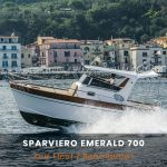 Sparviero Emerald 700 Rent Boat