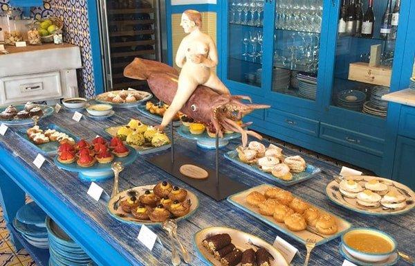 Il Riccio Restaurant - Sorrento Trips