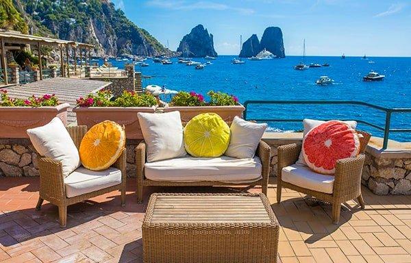 La Canzone del Mare Restaurant - Sorrento Trips