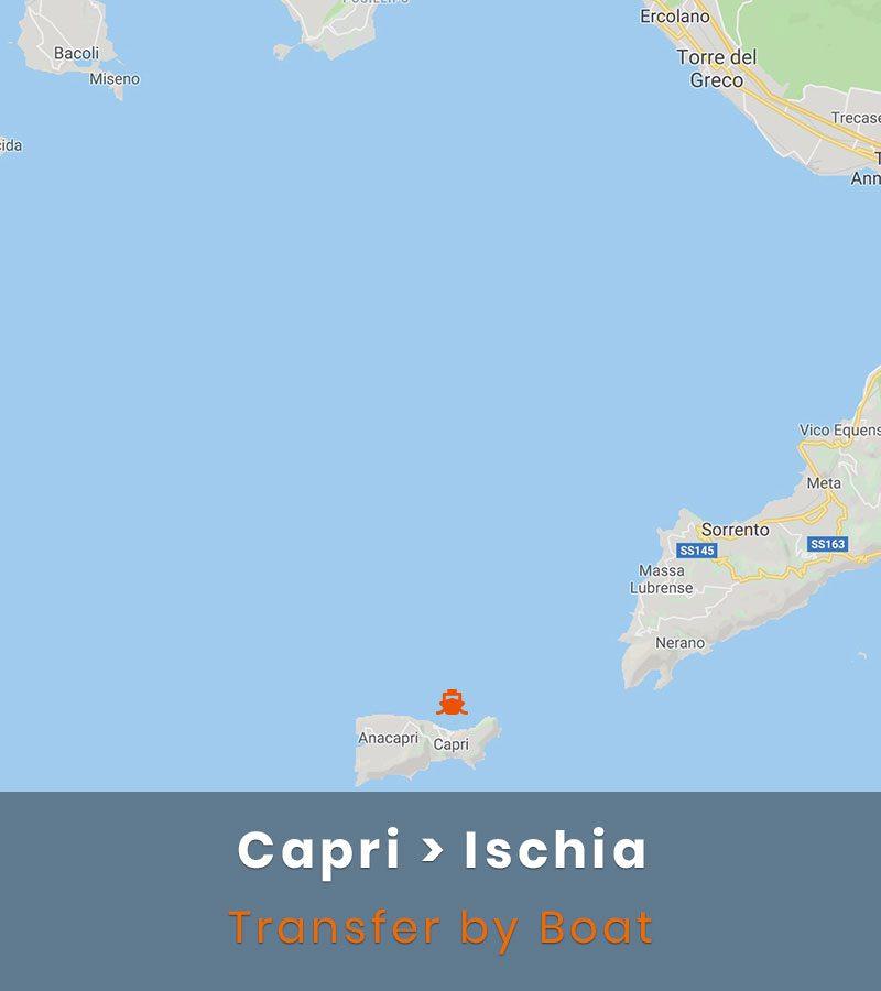 Capri Ischia Transfer Boat