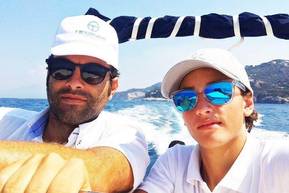 Capri Tour in barca Sorrento Trips