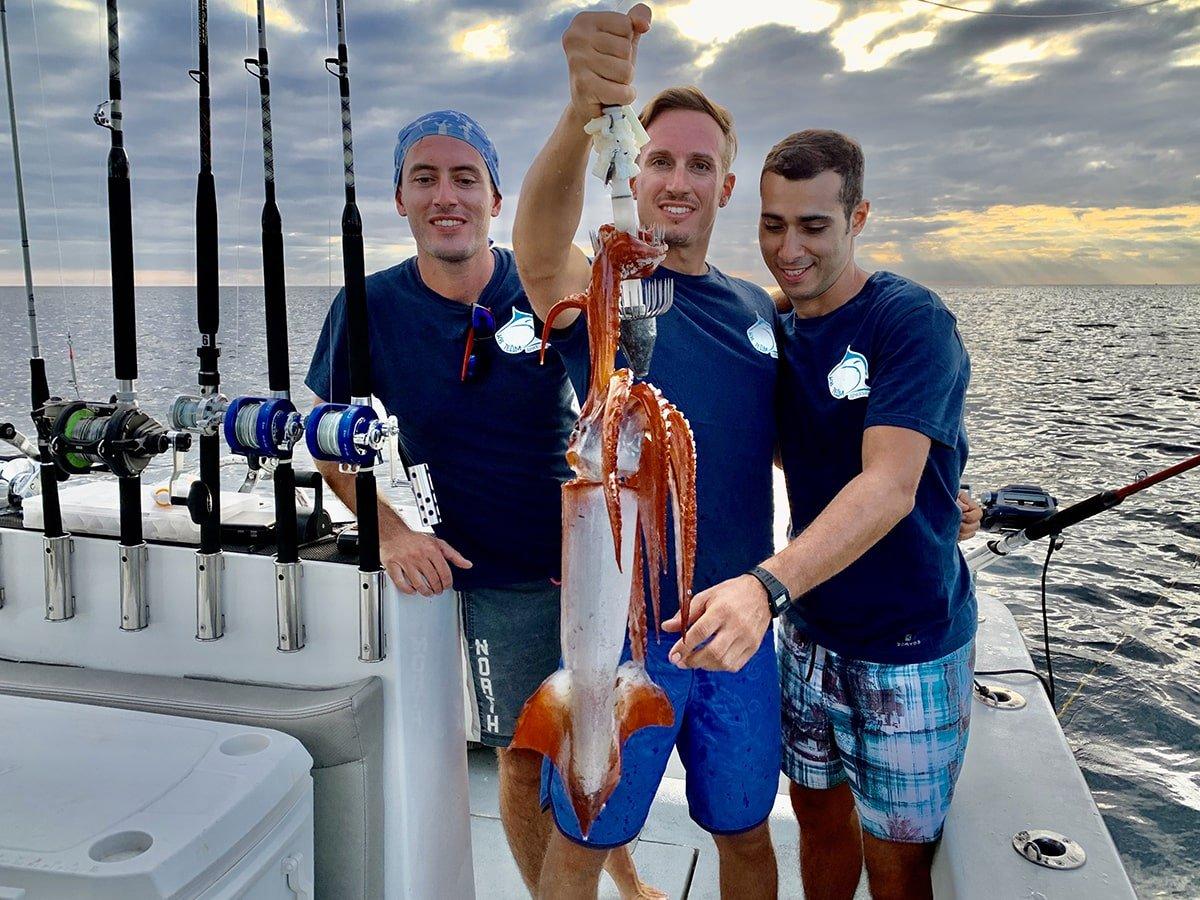 Tour di Pesca a Sorrento