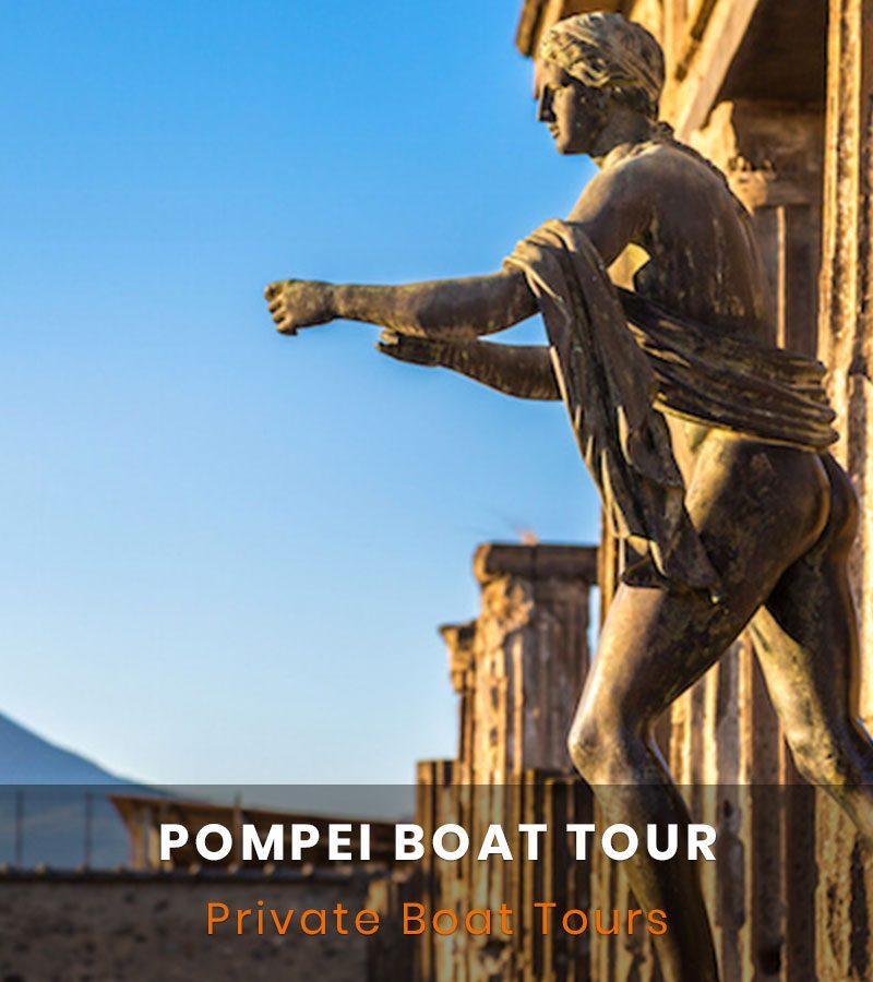 Pompeii Boat Tour