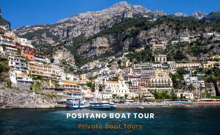 Positano Boat Tour