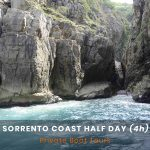 Sorrento Coast 4 hours Boat Tour