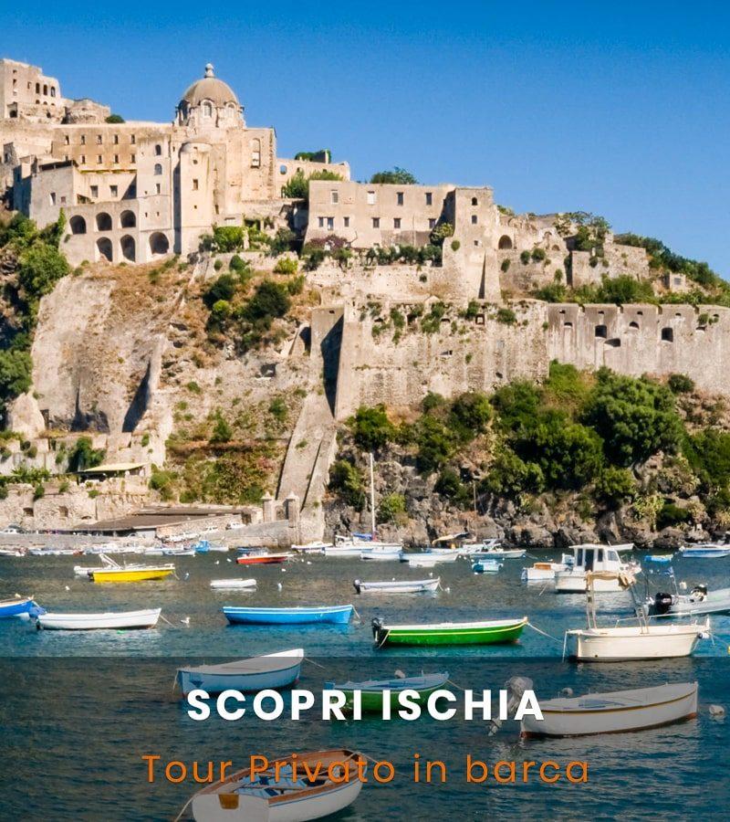 Tour in barca ad Ischia