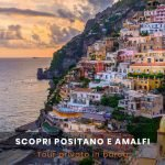 Tour in barca Positano e Amalfi