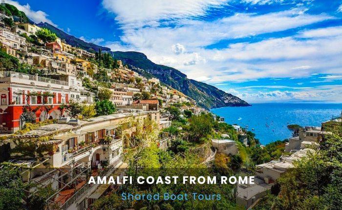 Amalfi Coast from Rome