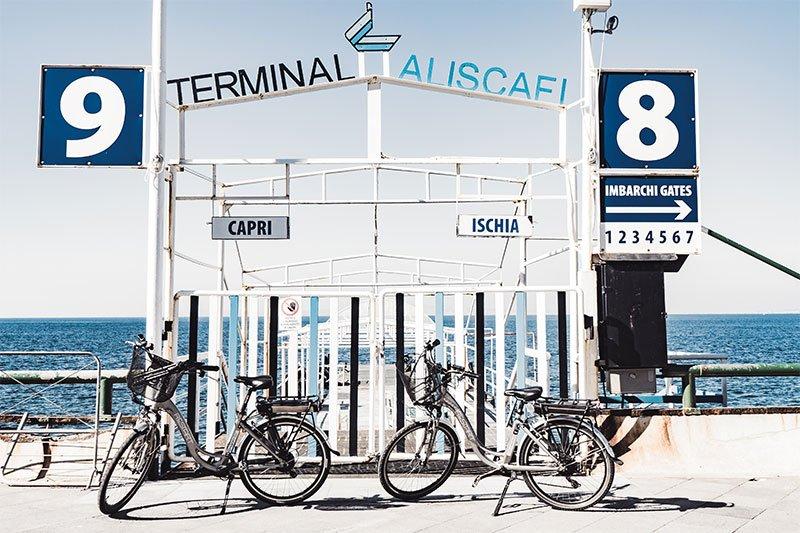 Sorrento terminal aliscafi