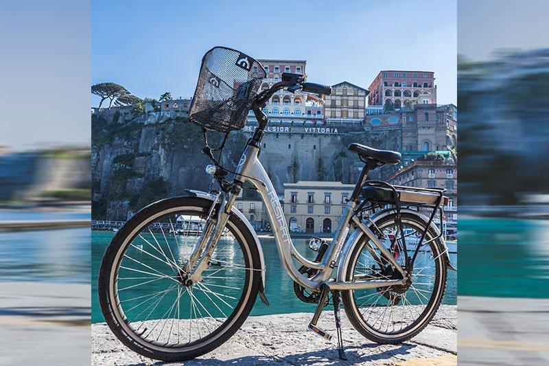 Bike Sorrento Excelsior Vittoria