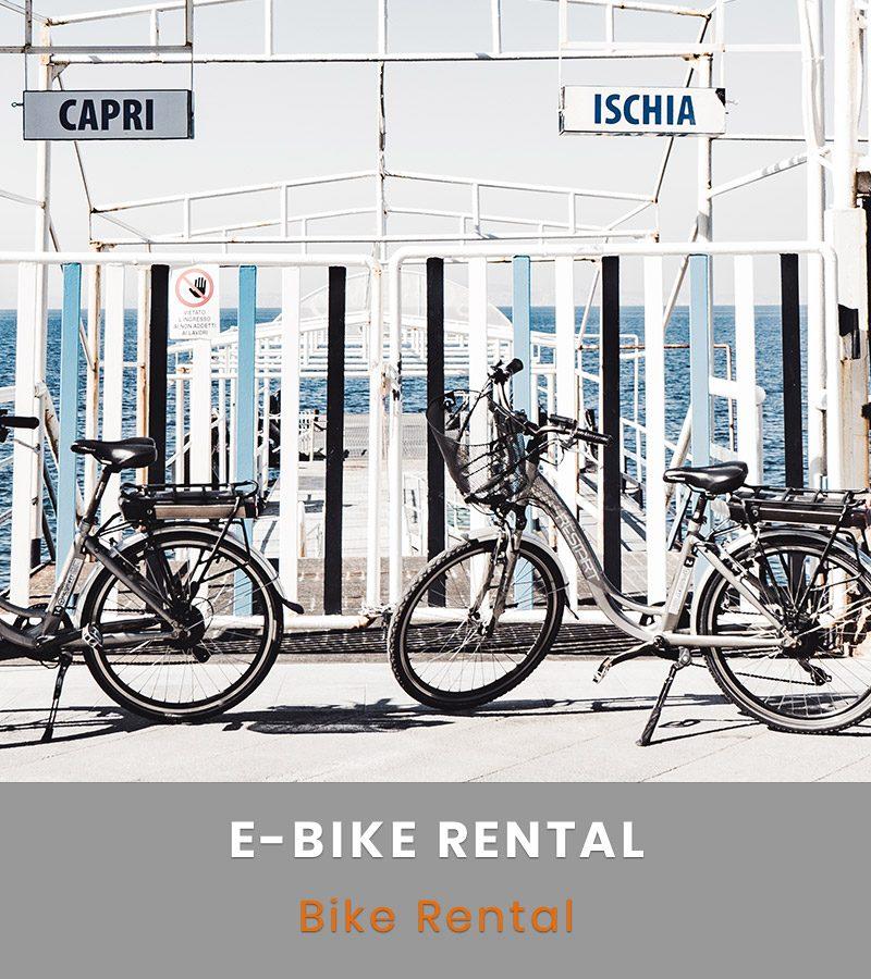 eBike Rental Sorrento restart