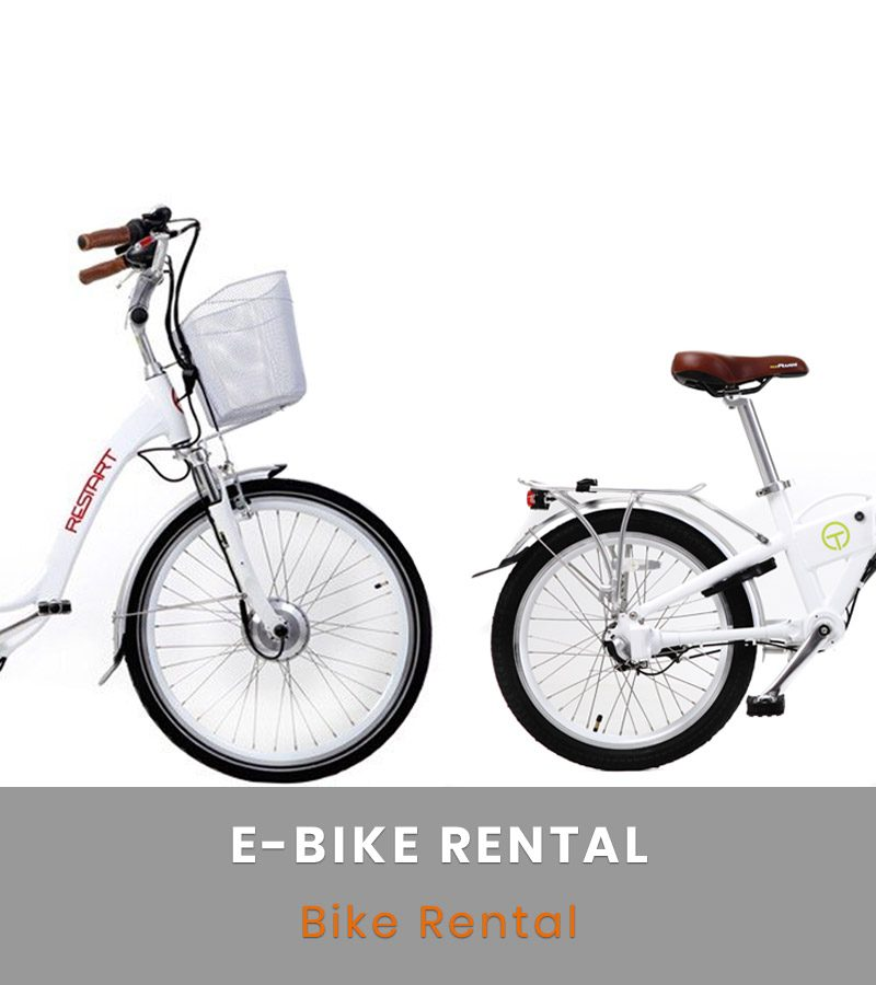 Bike Rent Sorrento
