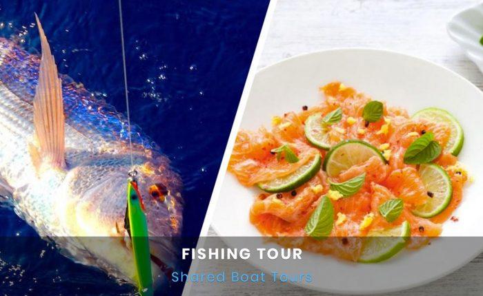 Fishing Tour Boat Sorrento