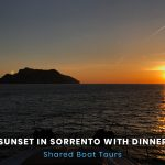 Sunset in Sorrento Boat Tour