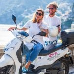 Scooter Rent Positano