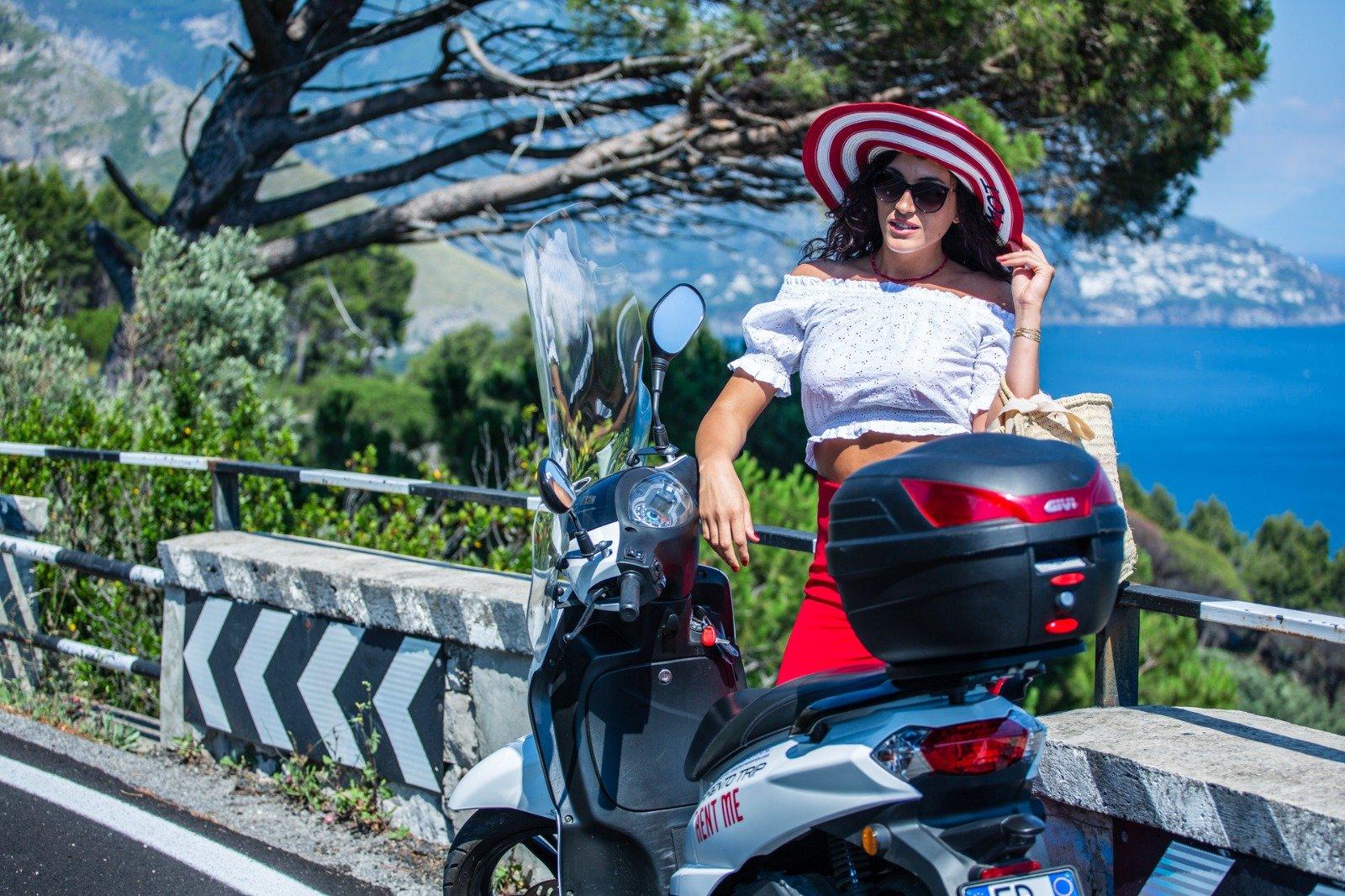 Scooter Rent Amalfi