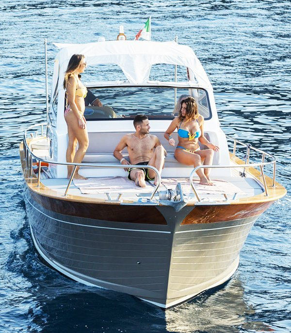 Private Boat Tour Sorrento Trips