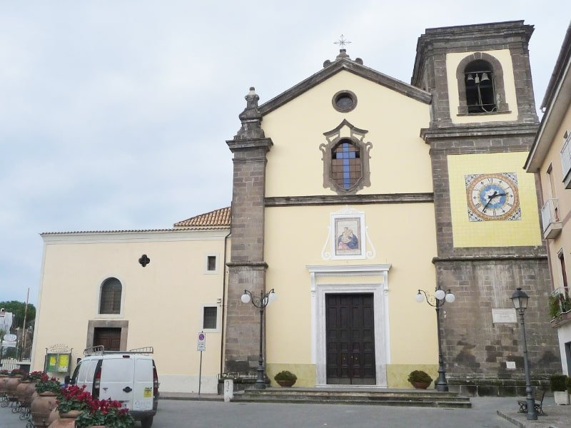 Santa Maria delle Grazie Sant'Agata sui due Golfi