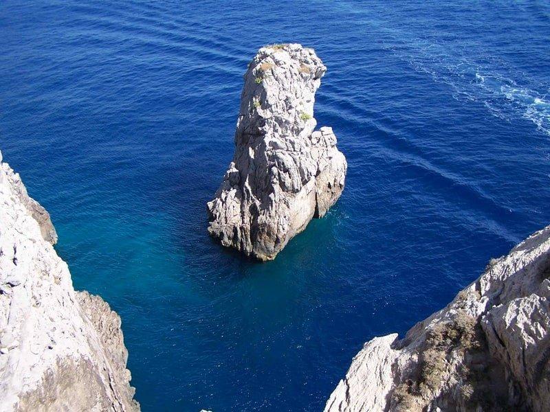 Punta Campanella Scogli