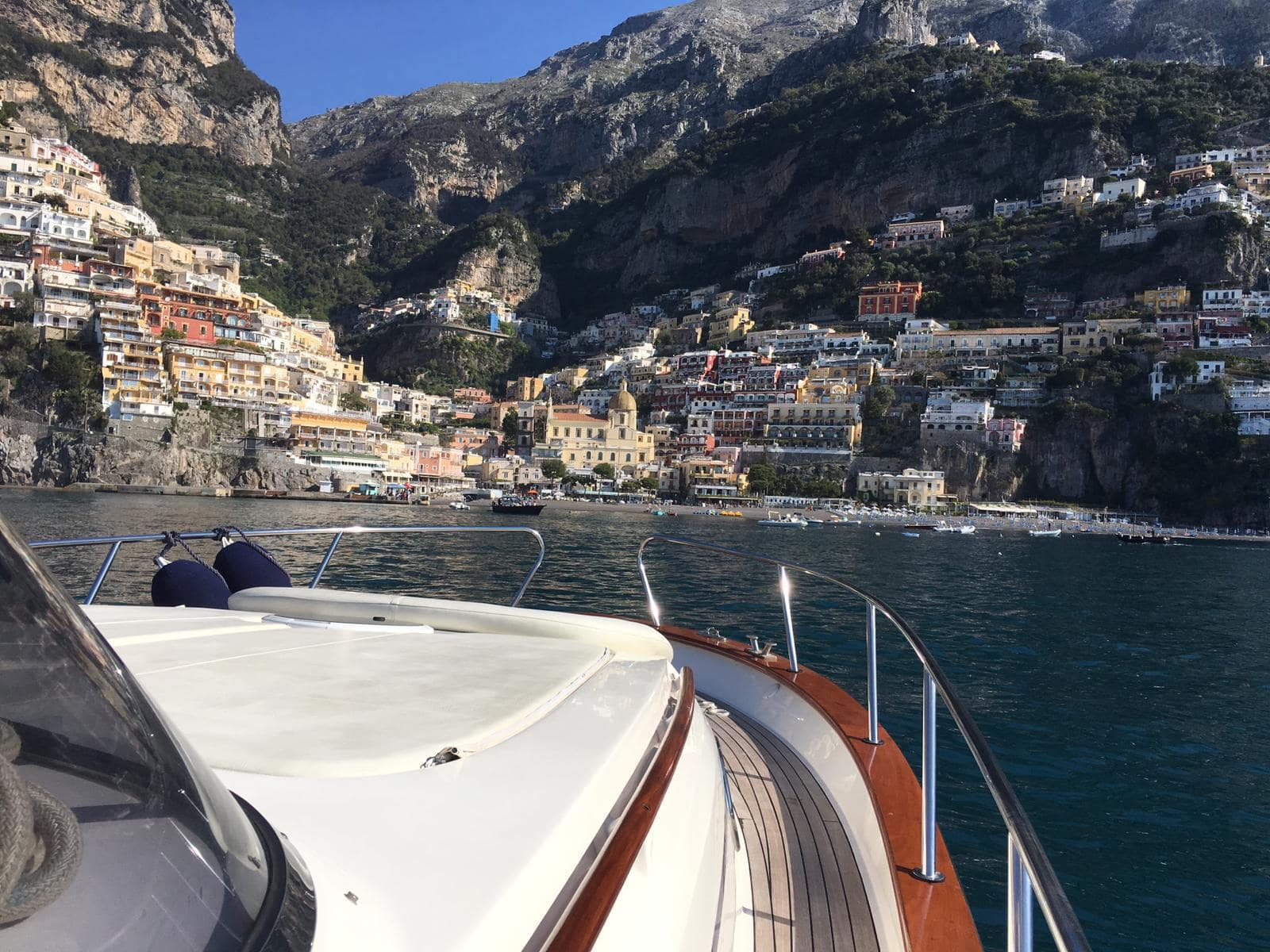 Amalfi Coast Boat Tour from Sorrento