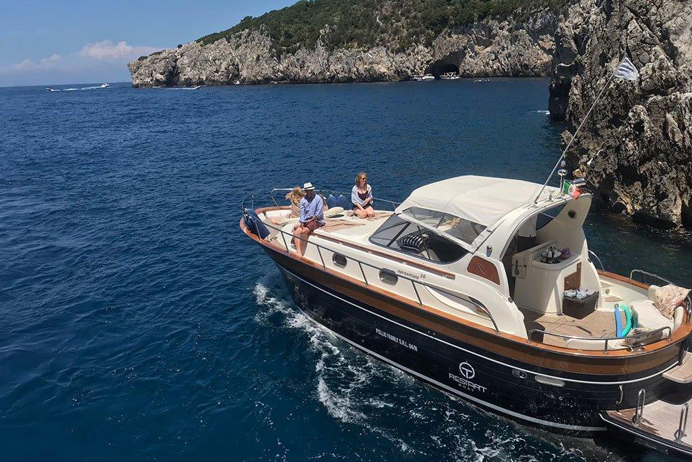 Apreamare 38 Diamond Restart Boat a Capri