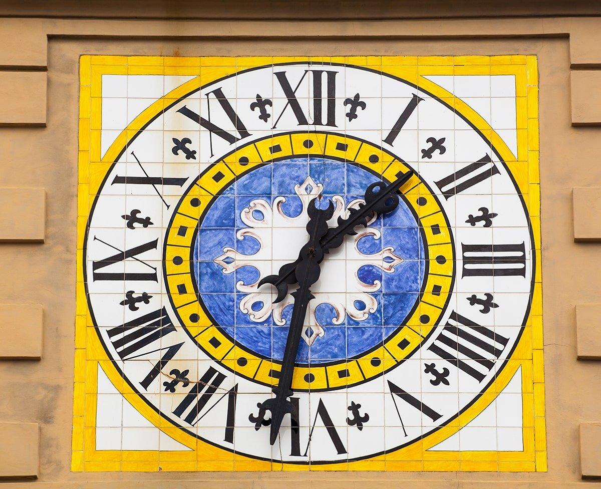 Capri Clock Tower