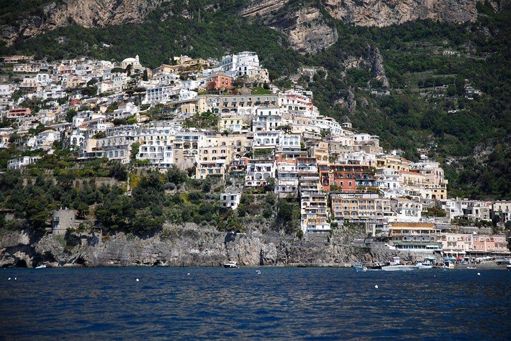 Capri Positano e Amalfi tour in barca