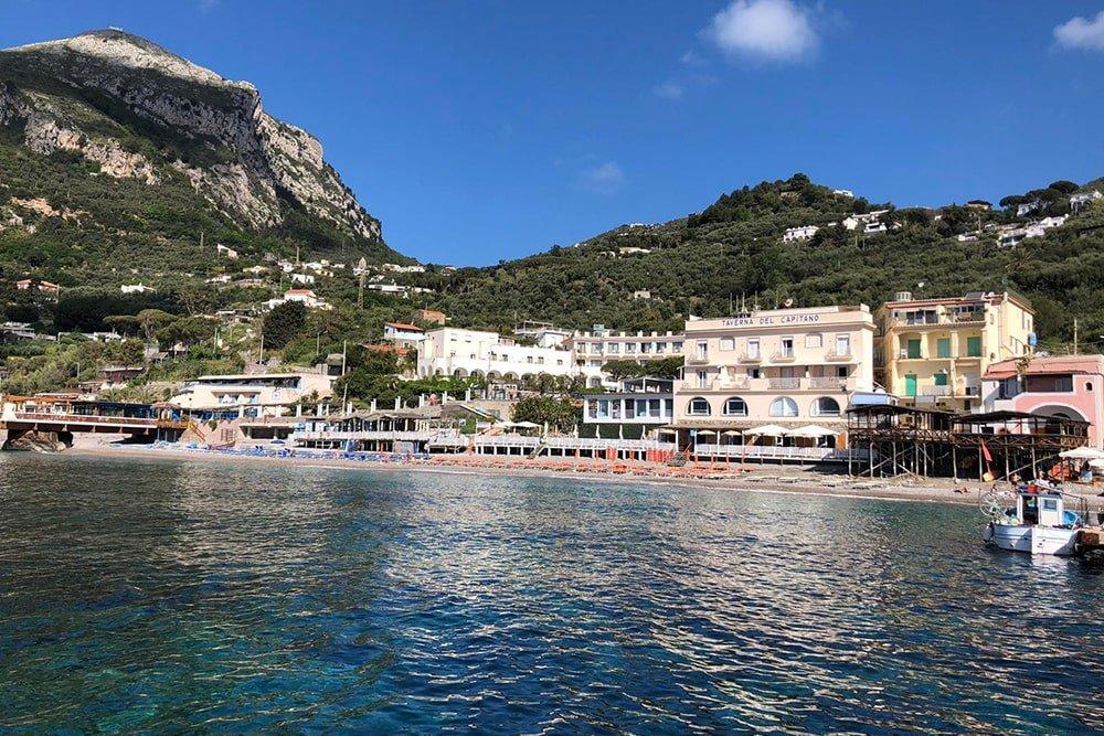 Ischia tour in barca da Sorrento