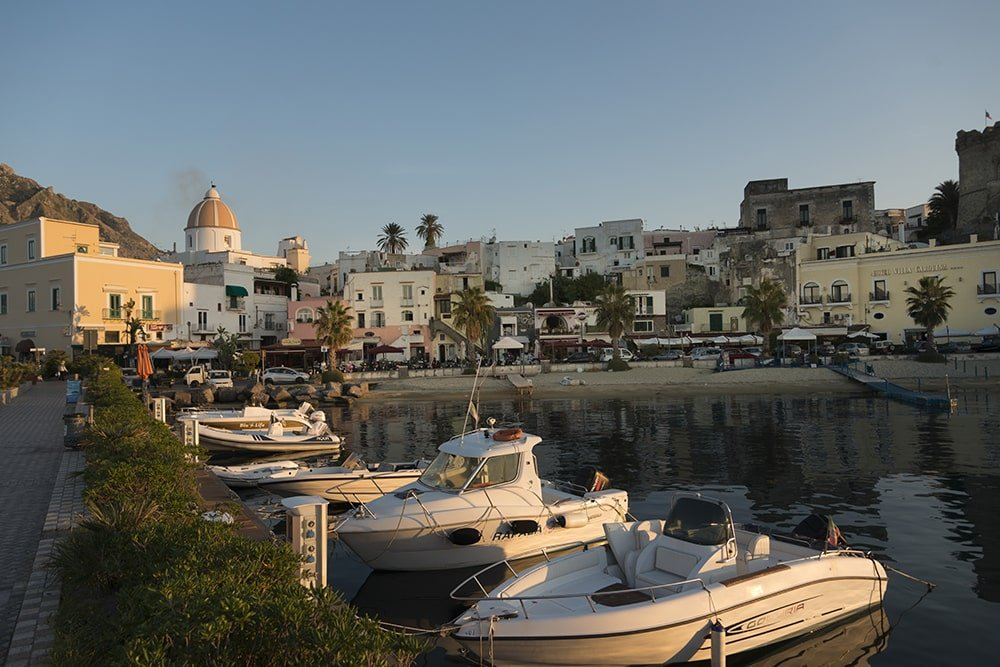 Ischia e Procida by boat trip