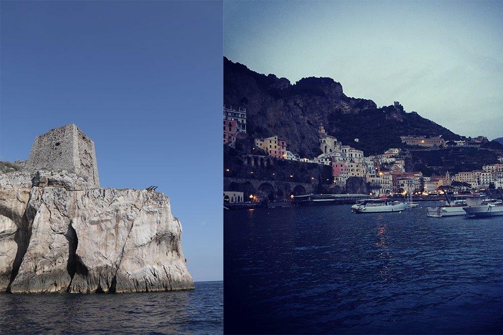Sorrento Half Day by boat