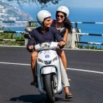 Scooter Rent Sorrento Amalfi