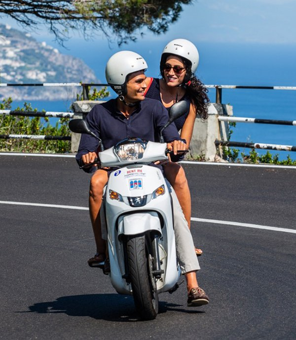 Scooter Rent Sorrento Amalfi