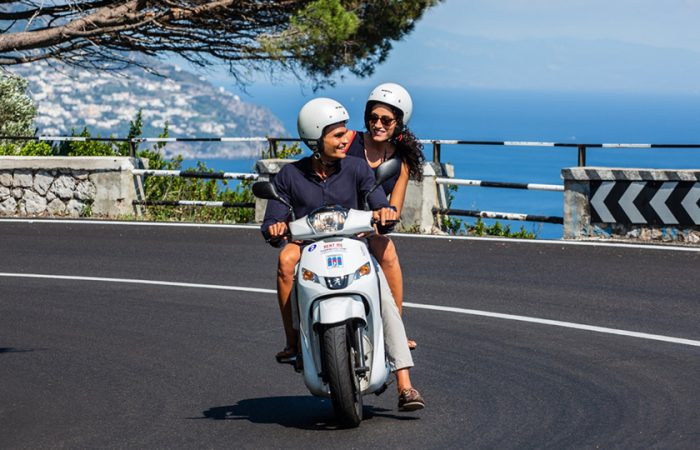 Scooter Rent Sorrento