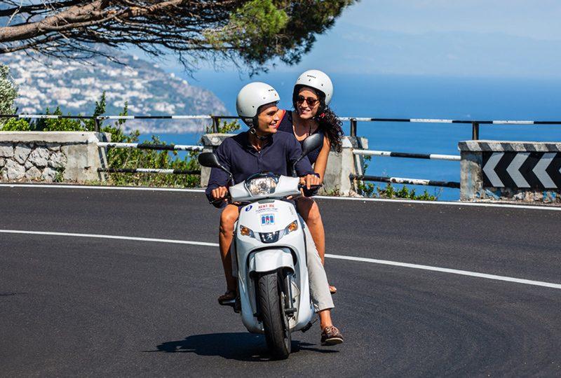 Scooter Rent Sorrento