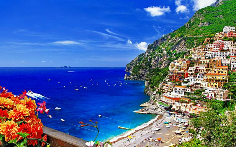 Positano e Costiera Amalfitana