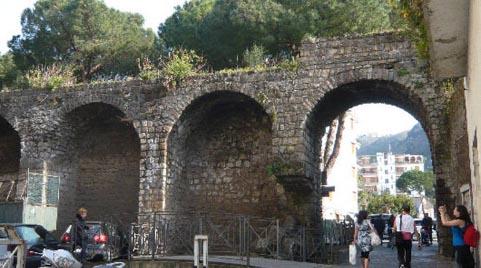 Mura antiche di Sorrento